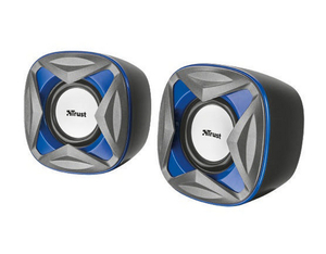 Trust Xilo Compact 2.0 Speaker Set blau | Dodax.at