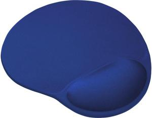 Trust - Mouse Pad Monotone, Gel, Blue (20426) | Dodax.at