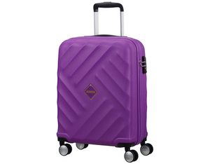 American Tourister Crystal Glow Spinner 55   Dodax.ch