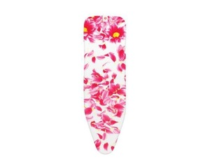 Brabantia - Ironing Board Cover, Cotton/Felt/Foam, Pink (101861) | Dodax.com