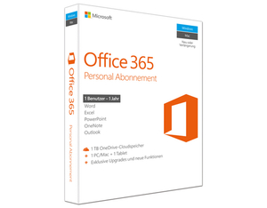Microsoft Office 365 Personal | Dodax.ch