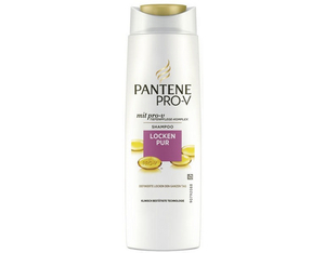 Pantene Pro-V Shampoo Locken Pur 250 ml | Dodax.at