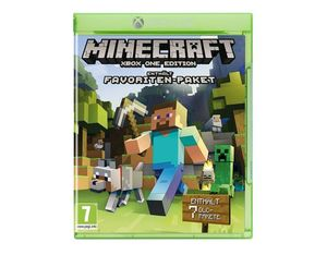 Minecraft - Favorites Pack XboxOne D | Dodax.ch