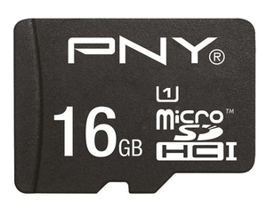 PNY microSDHC Card 16GB High Performance | Dodax.at