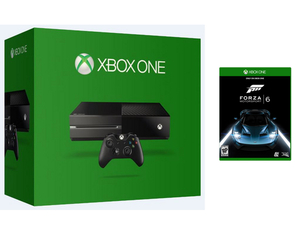 Xbox One 500GB Black Bundle | Dodax.ch