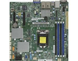 Supermicro X11SSH-CTF: LGA1151, E5-1200v5 | Dodax.at