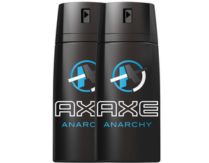 AXE Deo Spray Anarchy for Him 150 ml DUO | Dodax.ch