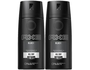 AXE Deo Spray Black 150 ml DUO | Dodax.de