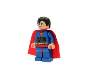 Wecker LEGO® Superman | Dodax.es