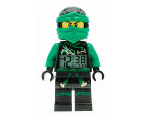 Lego Ninjago Wecker Lloyd, incl. Batterie | Dodax.at