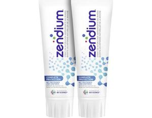 Zendium Zahnpaste Complete Prot. 75 ml DUO | Dodax.at