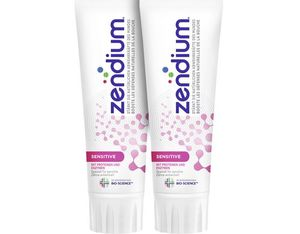 Zendium Zahnpaste Sensitive 75 ml DUO | Dodax.de