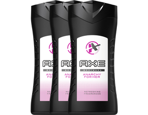 AXE Duschgel Anarchy f. Her 250 ml TRIO | Dodax.at