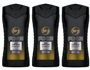 AXE Duschgel Gold Temptation 250 ml TRIO | Dodax.ch