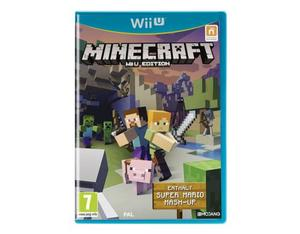 Minecraft Wii U Edition, 1 Nintendo Wii U-Spiel | Dodax.at