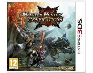 Monster Hunter Generations, 1 Nintendo 3DS-Spiel | Dodax.at