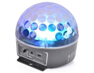 BeamZ Magic Jelly DJ Ball 3x3W RGB | Dodax.ch