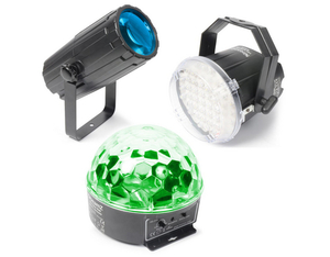 BeamZ Light Package 1 | Dodax.ch