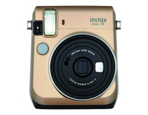 Fujifilm Instax Mini 70 gold | Dodax.at