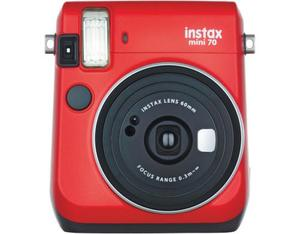 Fujifilm Instax Mini 70 rot | Dodax.at
