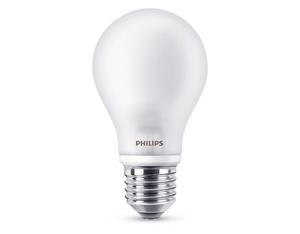 Philips LED Lampe A60 7.6W (60W) WW matt Di | Dodax.ch