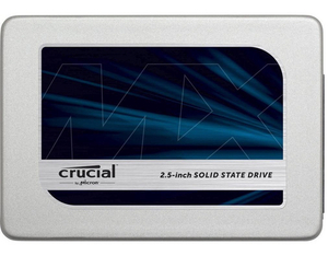 "SSD Crucial 1TB, MX300, 2.5"", 7mm 