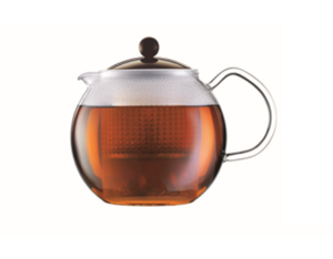 Bodum - Assam Tea Press with Glass Handle | Dodax.ch