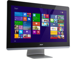"Acer - All in One Z3-710 Pentium Dual Core 23.8"" (DQ.B30EZ.009) 