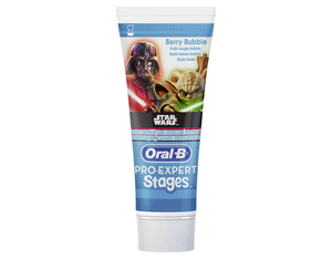 Oral-B Kinder-Zahnpaste Star Wars | Dodax.at