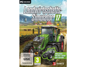 Landwirtschafts-Simulator 17, DVD-ROM (Collector's Edition) | Dodax.at