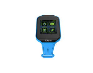 Kurio Smart Watch Blau | Dodax.ch