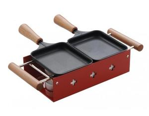 TTM Teelicht-Raclette Twiny Cheese rouge | Dodax.ch