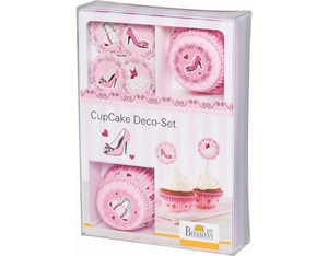 RBV Birkmann CupCake Deko-Set in the City | Dodax.at