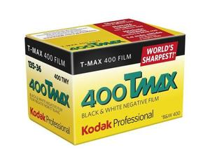 Kodak PROFESSIONAL T-MAX 400 FILM, ISO 400, 36-pic, 1 Pack 36shots colour film | Dodax.co.uk