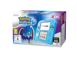 Nintendo 2DS, Konsole (Special Edition Pokémon Mond) | Dodax.at