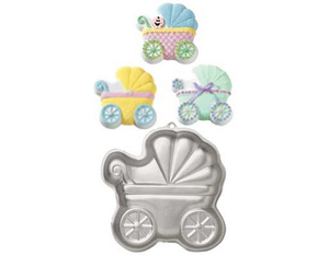 Wilton Backform Kinderwagen | Dodax.ch