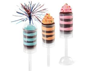 Wilton Mini Push-Up Cakes Behälter | Dodax.ch