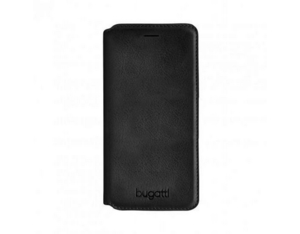 Image of Bugatti Book Case Parigi Apple iPhone 7 Zwart