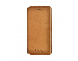 Image of Bugatti Book Case Parigi Apple iPhone 7 Bruin