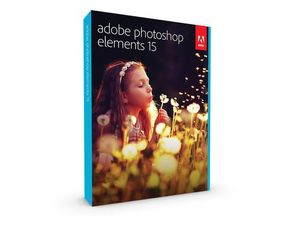 Adobe Photoshop Elements 15, Upgrade, 1 Benutzer, DVD-ROM | Dodax.at