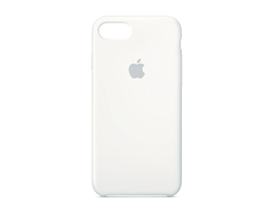Apple - Silicone Case for iPhone 7, Stone (MMWR2ZM/A)   Dodax.ch