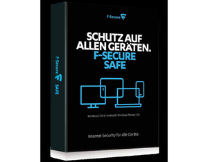 F-Secure Internet Security SAFE - 3 Geräte | Dodax.ch