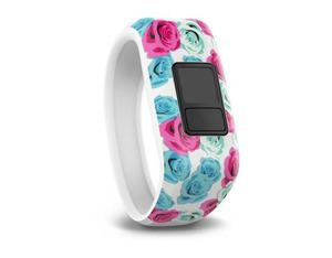 Garmin Armband Vívofit Jr. Real Flower | Dodax.at