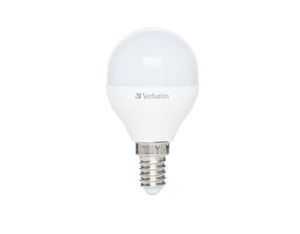 Verbatim LED Mini Globe 3.1W, E14, ww, fr | Dodax.at