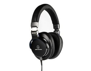 Audio-Technica -  Headphones, Wired Black (ATH-MSR7) | Dodax.ch