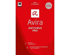 Avira AntiVirus Pro 2017, 1 User | Dodax.at