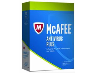 McAfee AntiVirus Plus 2017 | Dodax.at