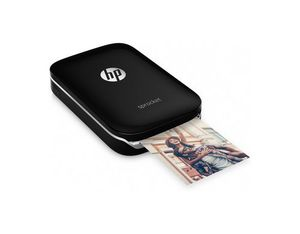 HP Sprocket Fotodrucker Black | Dodax.ch