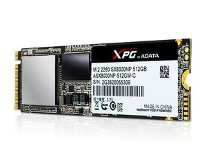SSD Adata Flash SX8000, 512GB, M.2.2280 Box | Dodax.ch