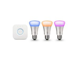Philips hue E27 Starterset, für HomeKit | Dodax.at